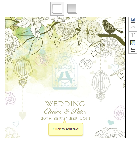 Wedding Invitations from Optimal Print